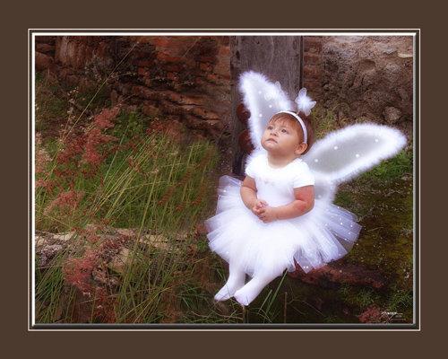 UN BELLO ANGEL LLAMADO CIELO